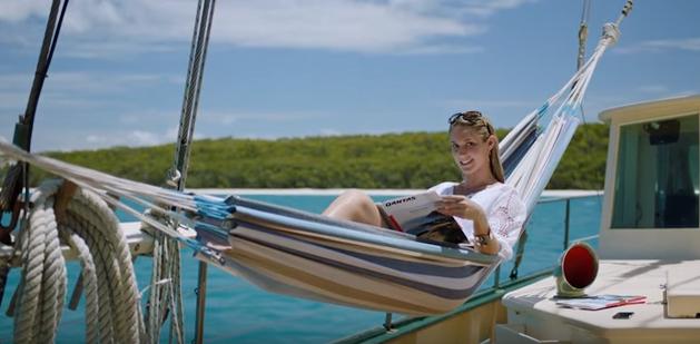 qantas whitehaven beach